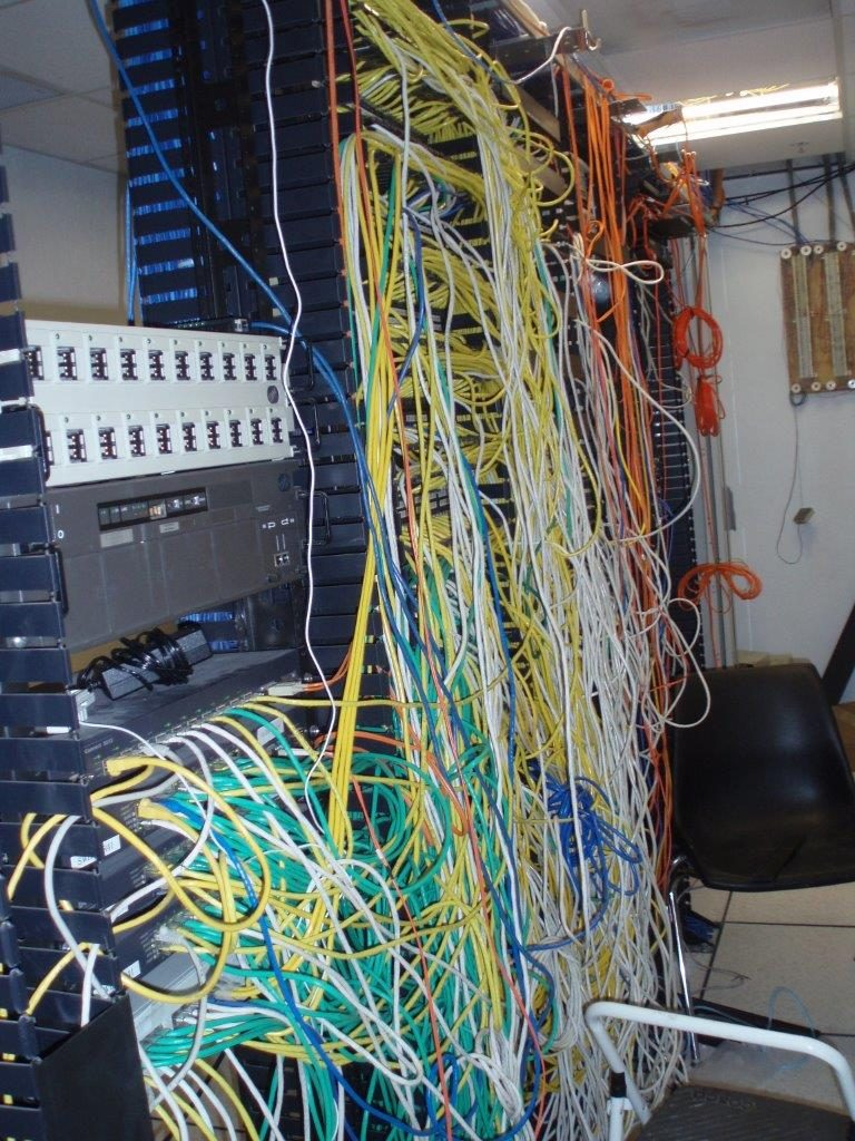 cables before project 1
